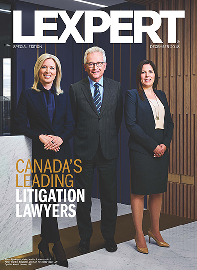 Lexpert® Special Edition - Litigation