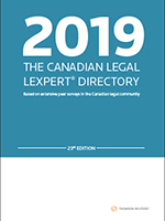 The Canadian Legal Lexpert® Directory