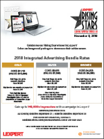 Lexpert Rising Stars special offer <br>closes September 21, 2018