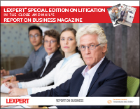 Special Edition Litigation<br>2019 COMING SOON