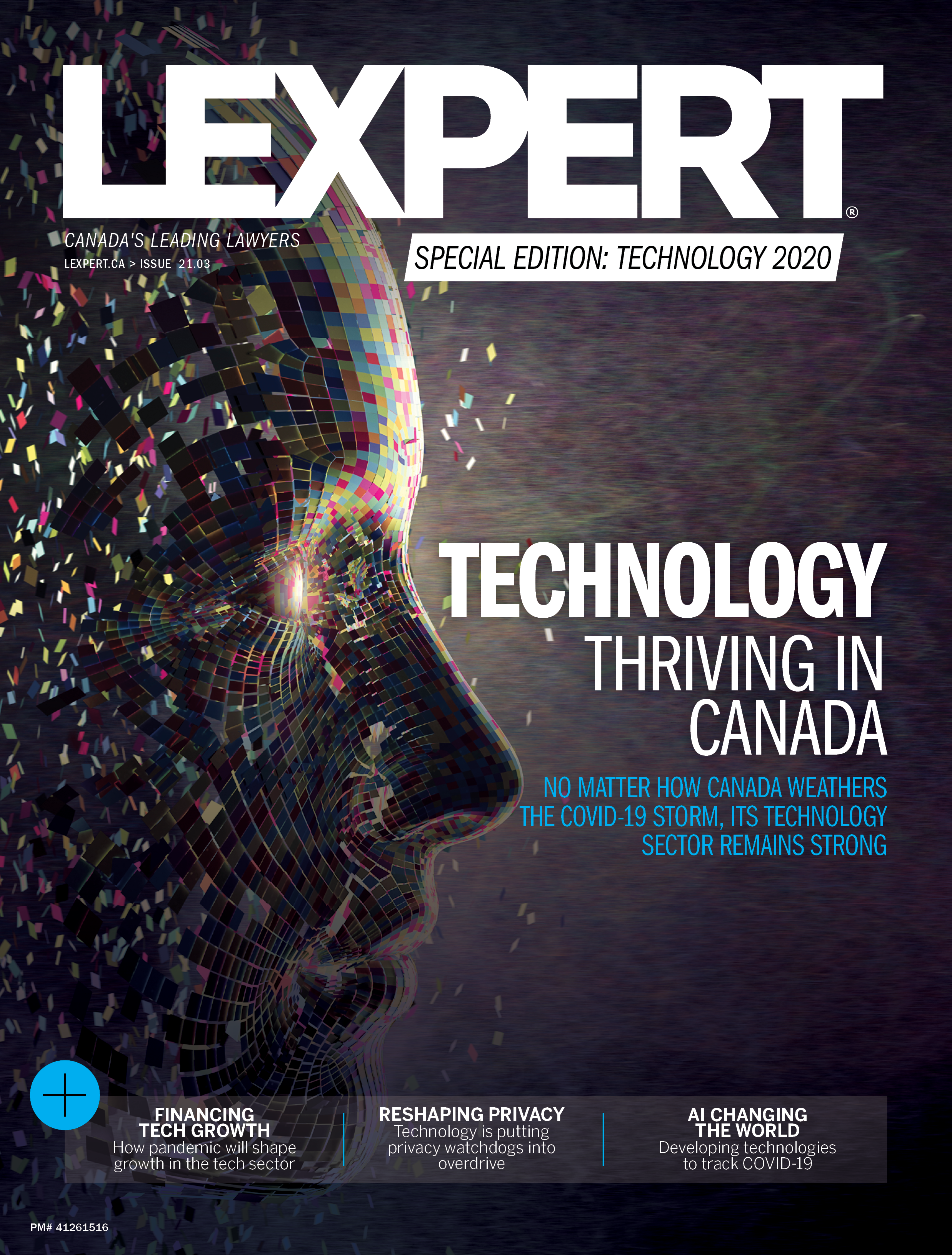 Lexpert Publishes Special Edition: Technology 2020