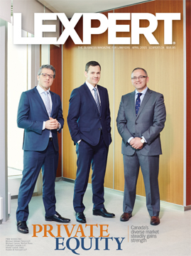 Private Equity Rising in Canada