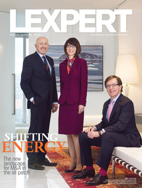 An Appetite for Energy: M&A in the Oil Patch