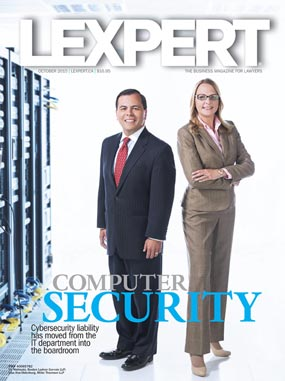 Cybersecurity Liability Comes to the Boardroom