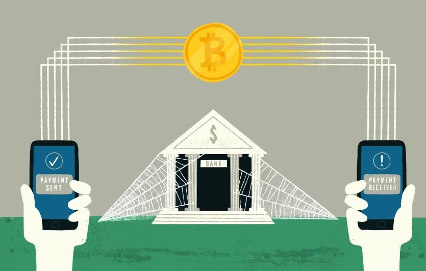 Fintech: The Blockchain Bypass