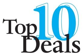 Top 10 Deals of 2016