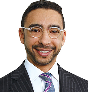 Walied Soliman named Global Chair of Norton Rose Fulbright